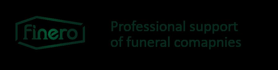 Finero - Coffin lowering machine